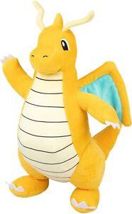 Pokemon Dragoran Dragonite Plüsch Figur Nintendo Anime Manga Kawaii WCT 30 cm