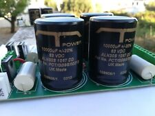 DIY AUDIO-HIGH END POWER SUPPLY WITH T-NETWORK CAPACITORS (BHC)