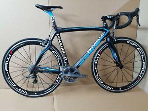 Pinarello Paris Carbon Road Racing Bike Size 53