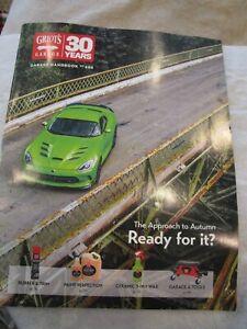 Griot's Garage Catalog Look Book Garage Handbook No 488 30 Years Brand New