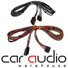 Autoleads Pc2-100-4 Car Audio Harness Adaptor Lead 1m ISO Extension