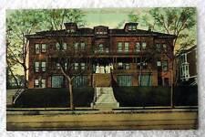 POSTCARD THE SAMARITAN HOSPITAL SIOUX CITY IOWA #d5w