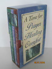 A Time For Prayer, A Time For Healing, A Time For Comfort Inspirational Box Set