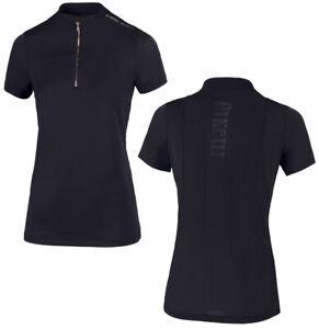 Pikeur Damen Turniershirt Linee Zip