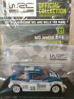 1:24 MG METRO 6R4 POND-ARTHUR RAC RALLY GB 1985 FIA WORLD RALLY #21 MIB NEW