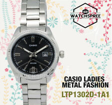 Casio Ladies' Standard Analog Watch LTP1302D-1A1