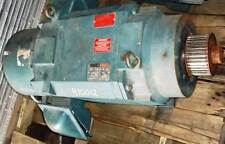 Induction Motor, Reliance, 40 Hp, 1485/2970 Rpm, 460 Volts, Frame L3292