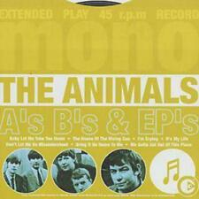 A's B's and Ep's - The Animals [CD]