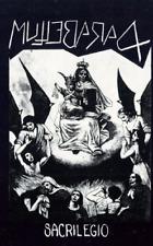 Parabellum - Sacrilegio, 1987 (Col), Tape
