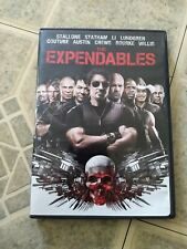 The Expendables DVD 2010