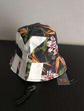 Y3 Floral Bucket Hat