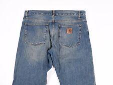 Carhartt Davies Uomo Jeans Taglia 36/32