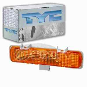 TYC Front Right Turn Signal Parking Light for 1991 GMC Syclone Electrical tc
