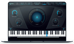 Antares Auto Tune Artist For Live Performance License Electronic Delivery