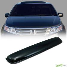 1100MM Smoke Sun/Moon Roof Window Sunroof Visor Vent Wind Deflector Fits Honda