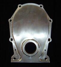 Billet Aluminum Timing Cover 383 - 440, Hemi Mopar w/ Fel-Pro Gaskets Nitro Race
