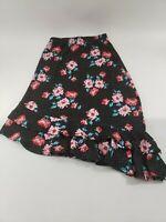 Womens Loramendi Knee Length Skirt Size Large NWT