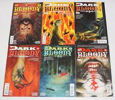 the Dark & Bloody #1-6 VF/NM complete series - horror story w/Iraq War Veteran