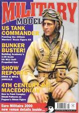 Military Modelling Magazine Sept.2000 M12 Self Propelled Gun Boxer Uprising