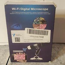 New Listingwireless Digital Microscope 50x To 1000x Wifi Handheld Zoom