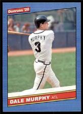 2020 Donruss 1986 Retro Dale Murphy Atlanta Braves #234