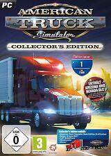 American Truck Simulator - Collector's Edition - PC - NEU - Limitiert!