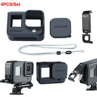 Ulanzi G8-3 Protective Case+Battery Lid Door Cover for GoPro Hero 8 Black Camera