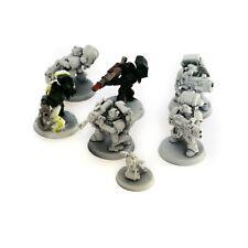 Warhammer 40k Space Marines - Devastator Squad