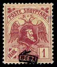 1921 ALBANIA #140 STAMPS OF TYPE A15 OVERPRINTED - OGH - VF - $16.00 (ESP#2198)