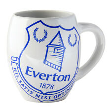 OFFICIAL EVERTON FC TEA TUB MUG CERAMIC TEA COFFEE CUP IN GIFT BOX NEW XMAS