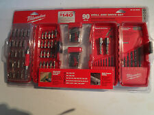 Milwaukee 90 Piece Drilling/Driving Set (48-32-8003)  Brand New!