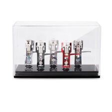 Headshell MM/MC Cartridge styli Keeper Shell Case Acrylic Box  Stylus Holder 5PA
