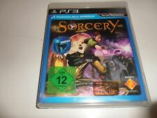 PlayStation 3 PS 3   Sorcery (Move erforderlich)