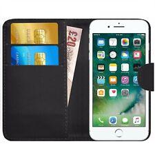 Para Apple iPhone 5SE SE 5s 5c Funda Cartera de Cuero Abatible Magnético Teléfono Libro