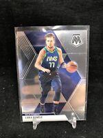 2019-20 Panini Mosaic Luka Doncic Base Card Dallas #44 Mavericks Invest AG01