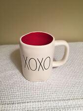 Rae Dunn XOXO Valentines Mug-Red inside Brand NEW HTF