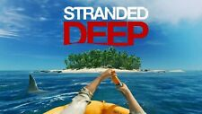 Stranded Deep Xbox one (no code, no disc) READ