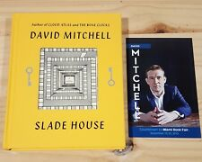 DAVID MITCHELL SLADE HOUSE SIGNED 1st PRINT NEW & UNREAD + AUTHOR CARD