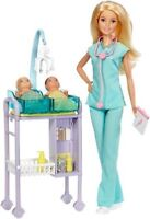 Mattel - Barbie - Baby Doctor [New Toy] Paper Doll, Toy