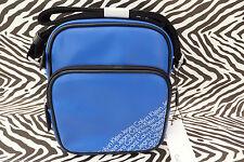 CALVIN KLEIN Small Cross-Body Bag Blue UB008 Shoulder Messenger Bags BNWT RRP£65