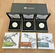 Collector Set of 3 Coins 2020 Inside Australia's Most Dangerous Silver Proof 1oz