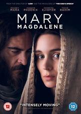 Mary Magdalene DVD (2018) Rooney Mara ***NEW***