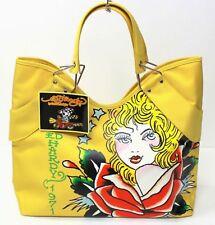 Ed Hardy Veronica Hand bag / Beach Bag / Tote Bag