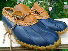 1980's Maine Hunting Shoe by LL Bean / US Woman size: 7 / Made in USA / Used