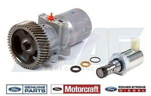 6.0L Powerstroke Diesel Ford OEM High Pressure Oil Pump HPOP & IPR - LATE 2004