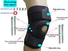 Body-plus Neoprene Patella Brace Knee Belt Support Adjustable Strap NHS Use XXXX