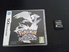 Juego Pokemon Edición Negra Nintendo DS
