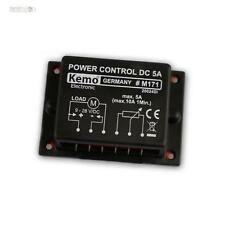 PWM Power regulator Kemo M171 9-28 V/DC max. 10A Speed governor Lamp LED Dimmer