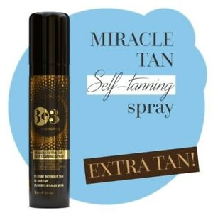 Autoabbronzante Self Tanning Spray EXTRA – 75 ml Be3evolution