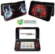 SPIDERMAN Vinile Autoadesivo per Nintendo 3DS XL